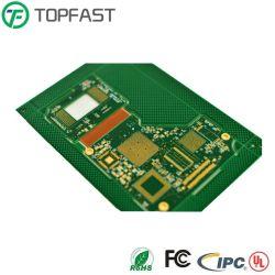 La FPC RoHS Rigid-Flex profesional fabricante de circuito impreso PCB