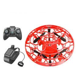 3 en 1 de la mano OVNI volando aviones de control de vigilancia de la inducción de infrarrojos Mini RC teledirigido juguetes para niños regalos de Navidad