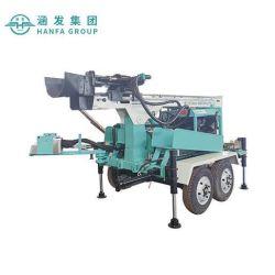 Hf150t прицеп водяных скважин для буровой установки, а также с шламовый насос воды