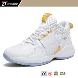 Nova chegada Calçados personalizados OEM Basquetebol mídias físicas para homens Calçado de desporto Fashion tênis 6032 Corte Alto