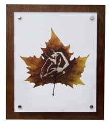 Nudo di Intagliare-Arte del foglio (RT01)