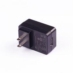 Aufladeeinheit der Qualitäts-Us/EU 5V 2.1/1A für Handys USB-Aufladeeinheit iPad iPhone Samsung-HTC