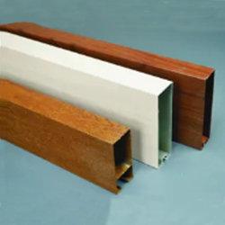 Aluminiumluftschlitz für die Herstellung der verschobene Decken-oder Fassade-Dekoration