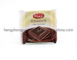 De Verpakking van de chocoladereep/de Koude Film van de Verbinding/de Gelamineerde Film/het Blauw van het Broodje