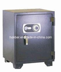 강한 금속 내화성이 있는 안전 안전한 상자 (FIRE-632CK)