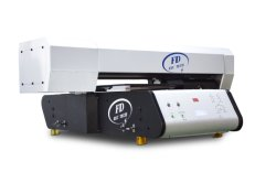 6090 UV LEIDENE van het Formaat van de grootte Kleine Digitale Flatbed Printer