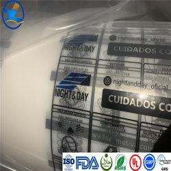 방습 대형 인쇄 PE 폴리머 보호 필름 커버