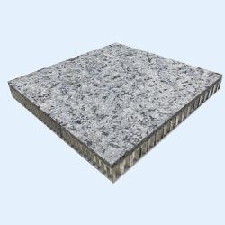 천연 석재 알루미늄 허니콤 패널 대리석 및 화강암 코팅