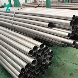ASTM A269 A249 A213 304 316 Tp316L 904L من الفولاذ المقاوم للصدأ أنبوب سلس / أنبوب ملحوم من الفولاذ المقاوم للصدأ