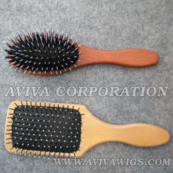 Dica de queratina Pente de extensão de cabelo (AV-TH072)