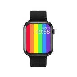 El T500 Reloj inteligente Fitness Tracker resistente al agua IP67 relojes inteligentes para Android Ios
