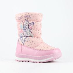 حذاء الطفل Flur Lining Winter Boots البنين والبنات الصغار رضّع الثلج الدافئ الأحذية ذات الأحذية الخاصة