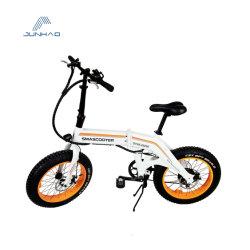 250W 36V fuera de carretera bicicletas plegables eléctricos neumático Fat OEM ODM.