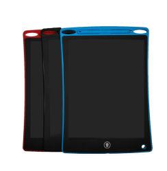 Heißer Verkaufs-scherzt bewegliche Minigrößen-Auflage LCD-Schreibens-Tablette-Skizze-Auflage für ohne PapierLCD 18.5/10/12 Protokoll-Auflage Zoll-taub-stumme Schreibens-Vorstand-Schreibens-Tablette LCD-Digital