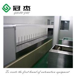 中国新タイプ省スペース 3c クラスプラスチックシェル自動 ペイントライン( Painting Line