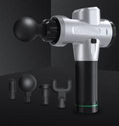 Kft 001 Novo Elevador eléctrico de vibração muscular profunda massagem Fascia Terapia massajador de corpo de pistola Pistola de Massagem