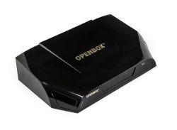 AVポートの組み込みのWiFiのセットトップボックスが付いているOpenbox V9s DVB-S2衛星TVの受信機