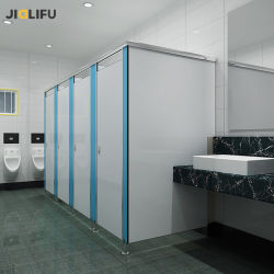 Jialifu impermeable económico laminado compacto armario Baño