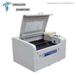 grabadora láser CNC 400*600mm Tipo de mini ordenador de sobremesa tallar artesanía