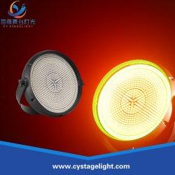 High Power LED DMX RGBW PAR Luz estroboscópica