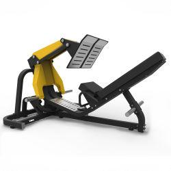 Placa de la fuerza de martillo máquina cargada de Prensa de la Pierna de 45 grados de equipos de gimnasio Tz-6066