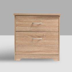 Switches empilháveis de bambu mesa lateral mesa final na mesa de cabeceira Mobiliário de quarto