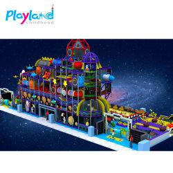 ملعب للأطفال ذو مفهوم بارك داخلي مع معدات ملعب ترامبولين بالجملة سعر ملعب للأطفال في الداخل