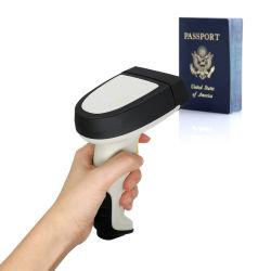 Напряжение питания на заводе интерфейс USB ручной сканер штрих-кодов Ocr паспорт устройства чтения карт памяти