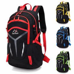 2019 открытый спорт зал полиэстер светоотражающий рюкзак для походов походы мешок