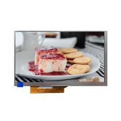7 Dünnfilm-Transistor-Bildschirmanzeige TFT LCD der Zoll-Panel Lvds Mipi Dsi Schnittstelle Wsvga Auflösung-1024X600
