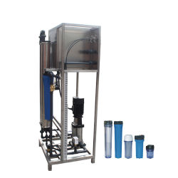 Umweltschutz Reverse Osmose System Plus Elektrodeionisation EDI-System