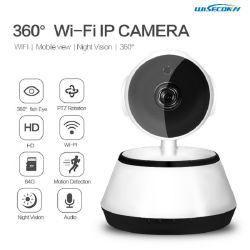 Creative La vision de nuit 24 heures de vidéo HD Smart WiFi de vidéosurveillance IP caméra de sécurité sans fil