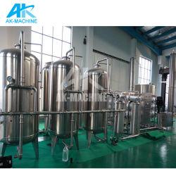 RO de Machine van de Installatie van de Behandeling van het Mineraalwater van de omgekeerde Osmose