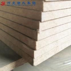 HDF de haute qualité de la mélamine stratifiés les panneaux de particules pour les portes du cabinet et de meubles