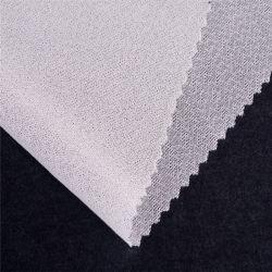Rivestimento scrivente tra riga e riga di collegamento lavorato a maglia circolare 100% del poliestere del tessuto