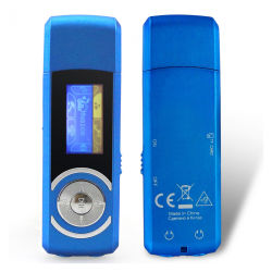 Eran M62 Classic Plástico Moda USB Music Player de MP3