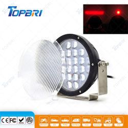 LED haute puissance 120 W pont roulant de feux de conduite d'avertissement lampe LED automatique