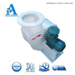 4-72 Ventilator van de Ventilatie van de Ventilator van de hoge druk de Plastic Corrosiebestendige Industriële Centrifugaal voor de Uitlaat ISO van de Fabriek van de Productie