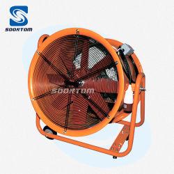 Ventilatore portatile di ventilazione per scarico assiale per raffreddamento elettrico dell'aria industriale CA Ventilatori