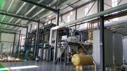 Pianta di riciclaggio usata dell'olio per motori (YH-EO-25000L)