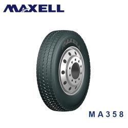 Hochleistungsradial-LKW-Gummireifen auf Verkauf 295/80r22.5 Bewertung Maxell Marke der Fotorezeptor-18
