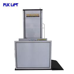 Preiswerter Preis-hydraulische Höhenruder-Aufzug-Rollstuhl-Aufzug-Plattform für Verkauf
