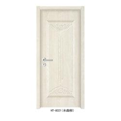 Водонепроницаемый экологически чистые деревянные двери заподлицо