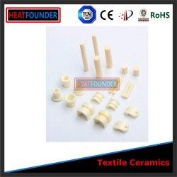 Инвентаризация розового цвета слоновой кости / / Черный 95% 99% глинозема из текстиля керамические