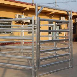 オーストラリアの標準電流を通された金属の牛畜舎の塀のパネル