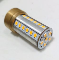 560 lúmenes Cadle G4 de 5W de iluminación LED para la decoración