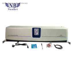 Uitstekende Digital Dry & Wet Laser Particle Size Analyzer
