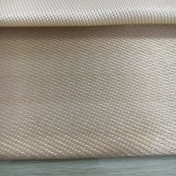 1mm C-Gloden en verre, blanc de fibre de verre ignifuge HT800 le tissu de verre/rouleau de tissu