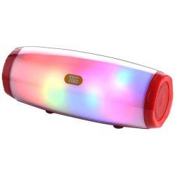 De originele LEIDENE van de Flits van de Partij HD van Kerstmis van de Spreker Bluetooth van de Fabriek Tg165 Correcte Draagbare Draadloze Spreker van de Stijl