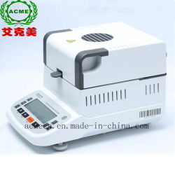 Lab Precision Balances Halogen Moisture Test Machine